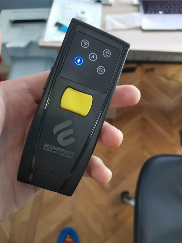 Bluetooth Barkod čitač za Android i iOS